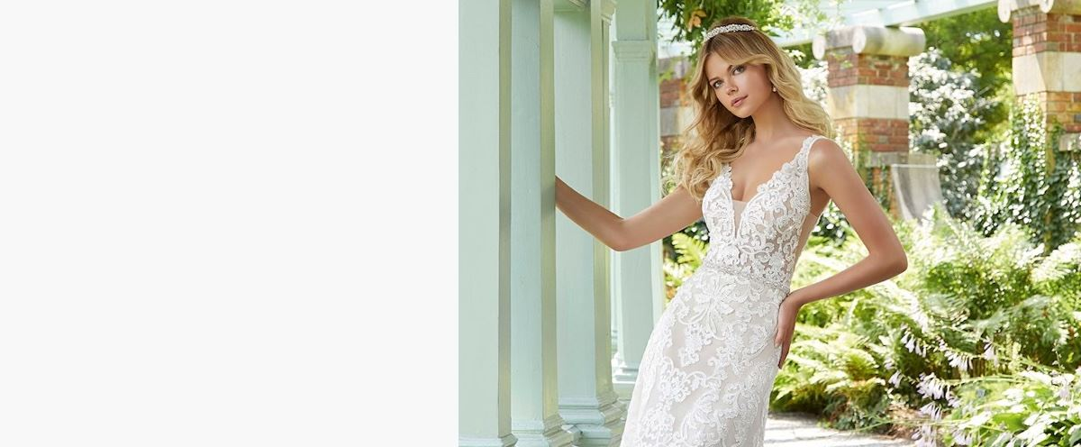 Danielle's Bridal Mori Lee wedding dresses in Clarksville, AR